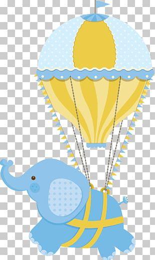 Elephant Mobile Infant PNG