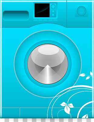 Washing Machine Home Appliance Clothes Dryer Laundry Room PNG