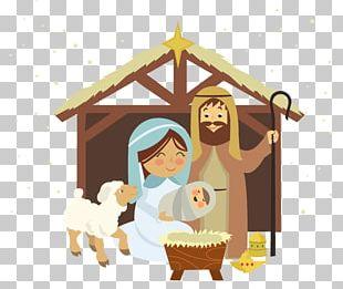 Bethlehem Christmas Nativity Of Jesus Nativity Scene Manger PNG