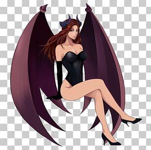 Succubus Fairy Demon Devil Angel PNG