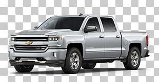 2018 Chevrolet Silverado 1500 Silverado Custom Pickup Truck General Motors Car PNG