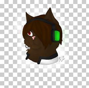 Cartoon Headgear Snout Character PNG