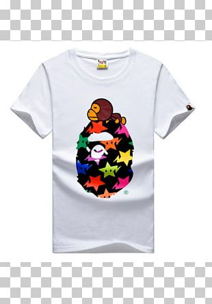 T-shirt Clothing A Bathing Ape Skreened PNG