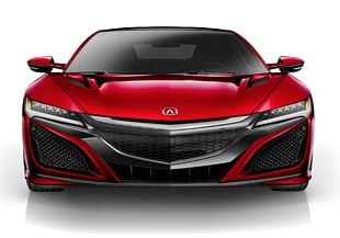 2017 Acura NSX 2018 Acura NSX Sports Car PNG