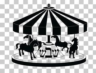 Amusement Ride Horse Mammal Amusement Park PNG