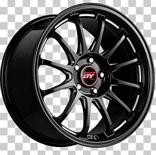 Car Alloy Wheel Rim Motor Vehicle Tires PNG