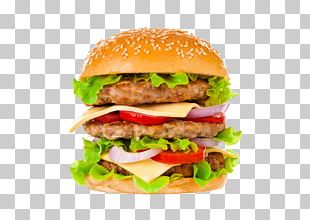 Cheeseburger McDonald's Big Mac Whopper Buffalo Burger Hamburger PNG