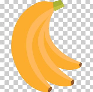 Organic Food Orange Banana Scalable Graphics Icon PNG