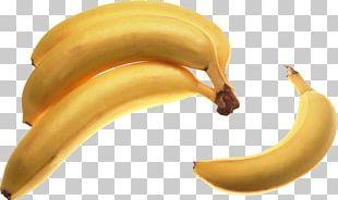 Banana Food Musa Basjoo Fruit PNG