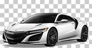 2017 Acura NSX Car 2018 Acura NSX Coupe Honda PNG