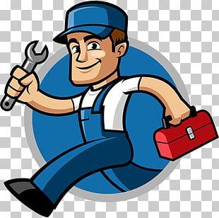 Plumbing Maintenance Handyman PNG