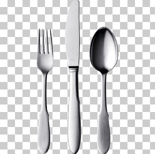 Knife Fork Spoon PNG