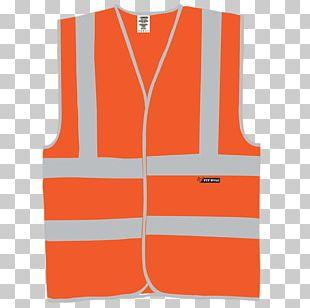 Gilets T-shirt High-visibility Clothing Jacket PNG