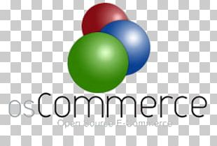 Logo OsCommerce Portable Network Graphics Content Management System Computer Software PNG