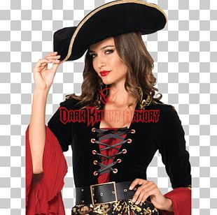 The House Of Costumes / La Casa De Los Trucos Costume Party Piracy Halloween Costume PNG