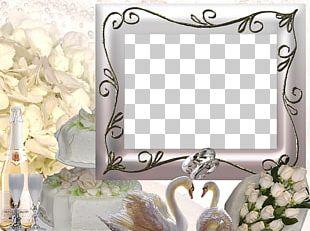 Wedding Invitation Frames Wedding Anniversary PNG