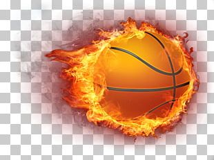 Basketball Fire Icon PNG