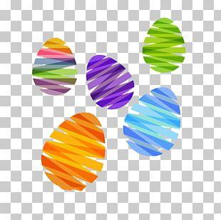Easter Egg Pastel PNG
