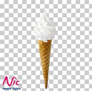 Ice Cream Cones Dame Blanche Gelato Milkshake PNG