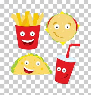 Hamburger Mexican Cuisine Fast Food French Fries Taco PNG