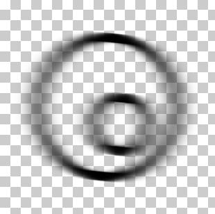 Motion Blur Black And White PNG