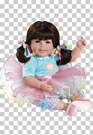 Reborn Doll Toy Child Infant PNG