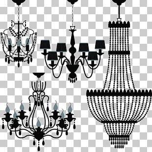 Chandelier Lighting Stock Photography PNG