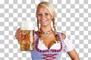 Munich Oktoberfest Beer Dirndl Lederhosen PNG