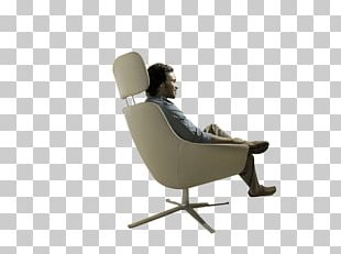 Swivel Chair Couch Sitting PNG
