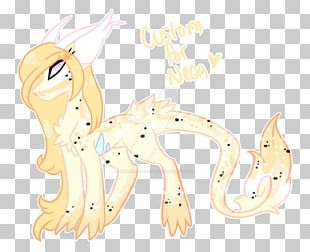 Carnivora Horse Fairy Cartoon PNG