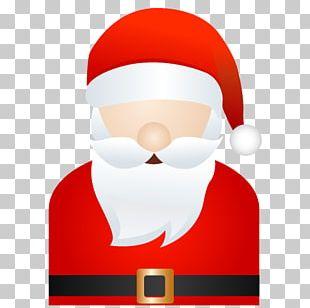 Fictional Character Santa Claus PNG