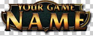 League Of Legends Logo PNG