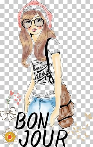 Drawing Fashion Illustration PNG