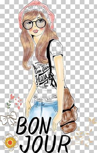 Drawing Fashion Illustration PNG