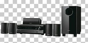 Home Theater Systems Onkyo 5.1 Surround Sound AV Receiver PNG