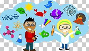 Science Fair Experiment Scientist Scientific Method PNG