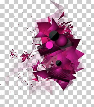 Abstract Art Modern Art Illustration PNG