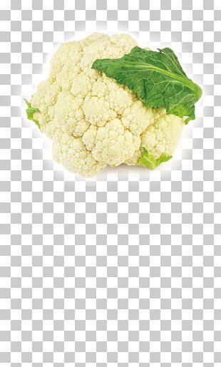Cauliflower Organic Food Broccoli Vegetable Cabbage PNG