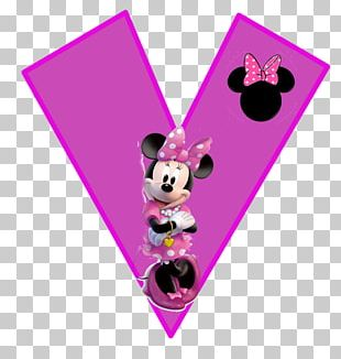 Minnie Mouse Mickey Mouse Alphabet Patterns Letter PNG