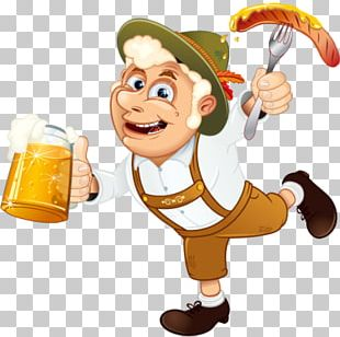 Beer German Cuisine Stock Photography Oktoberfest PNG