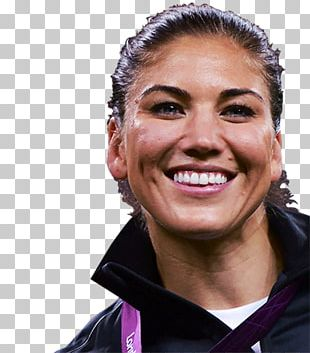 Hope Solo United States Women's National Soccer Team Goalkeeper Gold Medal PNG