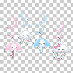 Love Mobile Rain Infant Party PNG