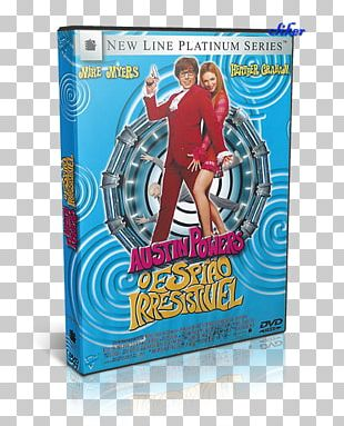 Austin Powers Advertising Recreation Spy Film PNG