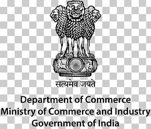 Government Of India Ministry Of Commerce And Industry Organization PNG