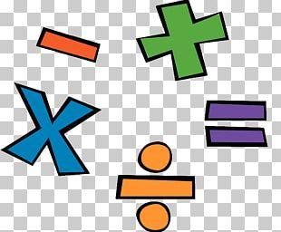 Mathematics Cartoon Division PNG