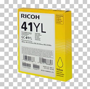 Paper Printer Ricoh Ink Cartridge Toner PNG