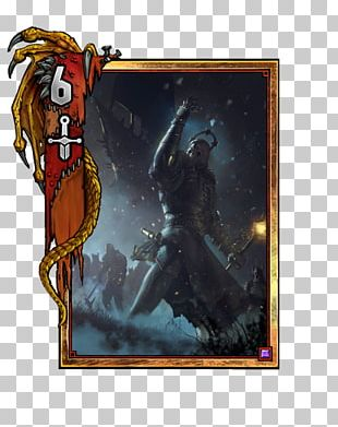 Gwent: The Witcher Card Game The Witcher 3: Wild Hunt CD Projekt Playing Card PNG