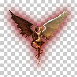 Devil Shoulder Angel Demon Lucifer PNG