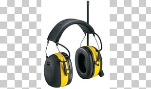 Earmuffs 3M Worktunes Hearing Protector Peltor FM Broadcasting Sound PNG