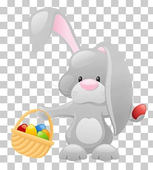 Easter Bunny Rabbit Easter Parade Easter Egg PNG